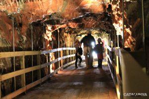Visita familiar al Parc Cultural de la Muntanya de Sal