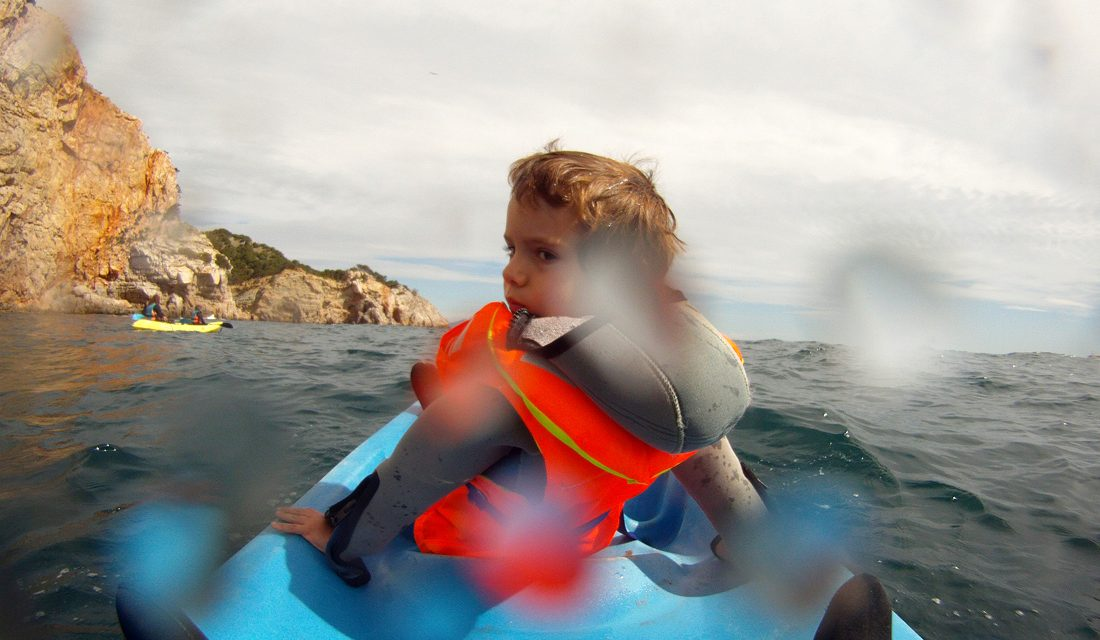 Sortida amb kayak de mar per les Illes Medes i la Costa Brava