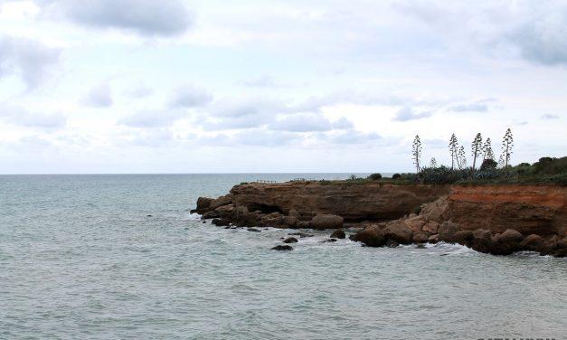 Sòl de riu, el final del riu Sénia i límit sud de Catalunya
