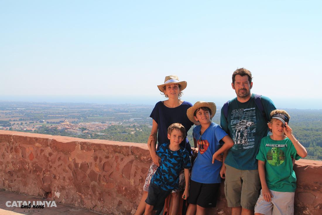 Daniel Ruiz i família - Catalunya amb nens