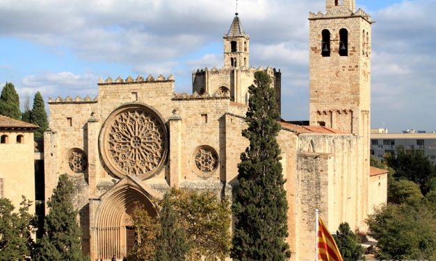Visita al Reial Monestir de Sant Cugat del Vallès