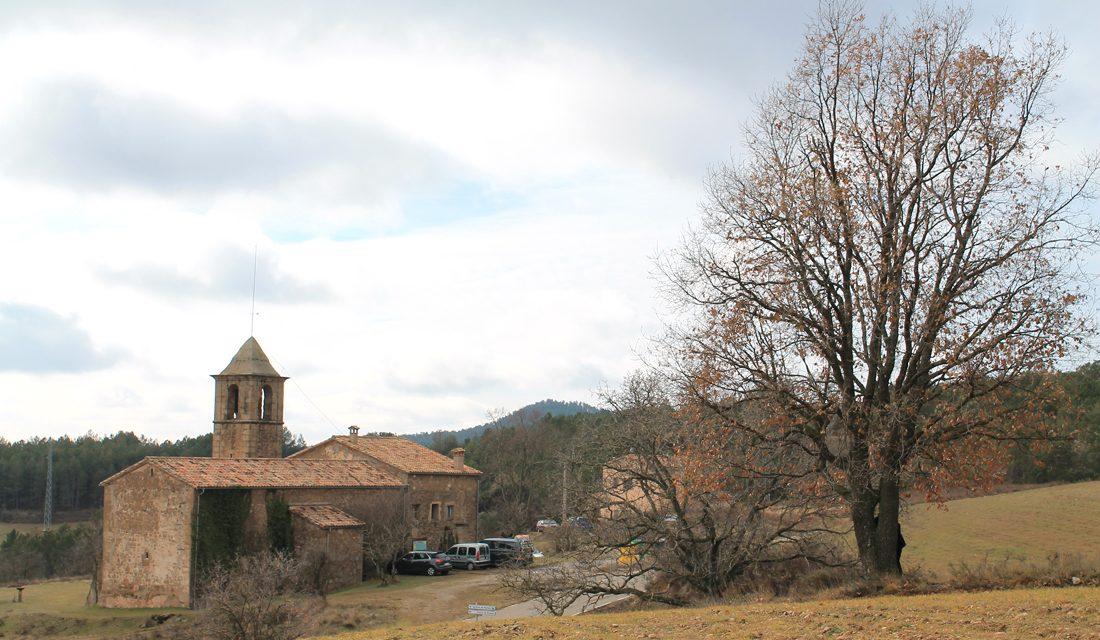 Casa de colònies de Montpol, al Solsonès