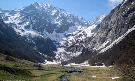 Excursió a les fonts del riu Joèu a la Vall d'Aran (Uelhs deth Joèu)