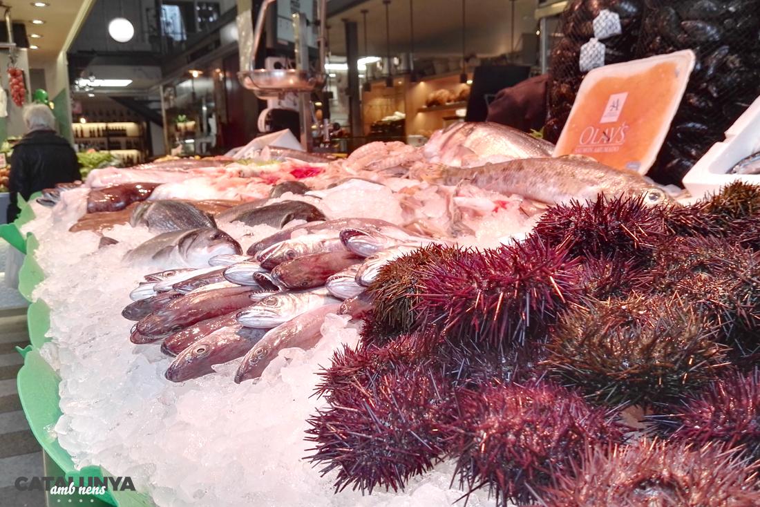 Garotes i productes del mar de primera qualitat