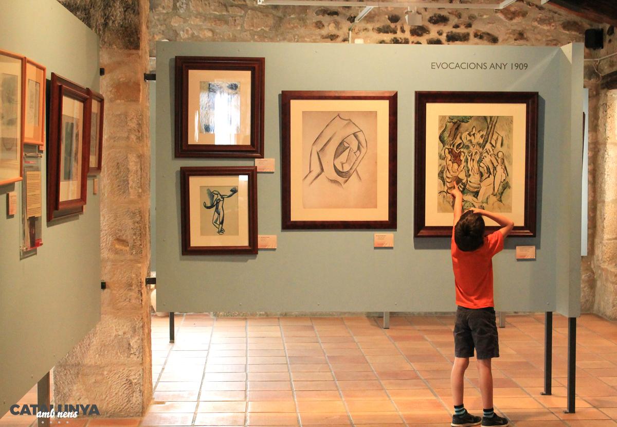 Museu Pablo Picasso a Horta de Sant Joan