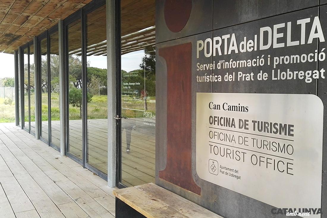 Oficina de Turisme de la Porta del Delta